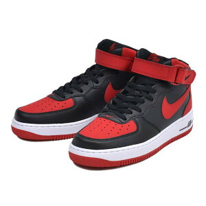 【NIKE】 ナイキ AIR FORCE 1 MID 07 LE エアフォース 1 MID 07 315123-029 15SU 029BK/GRD /A...