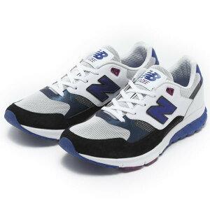 【NEW BALANCE】 ニューバランス MVL530AW 16SS WHITE/BLUE …