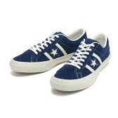 【CONVERSE】 コンバース STAR & BARS SUEDE スター&バーズ スエード 32350315 16SP NAVY/WHITE