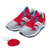 【SAUCONY】 サッカニー GRID 9000 S70077-44 RED/L.GRY