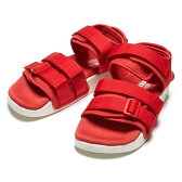 レディース 【ADIDAS】 アディダス ADILETTE SANDAL W アディレッタサンダルW S75380 16SP LUSRED/WTH