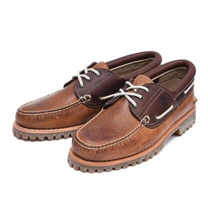 3-Eye Classic Lug Shoes: A17MY