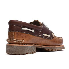 3-Eye Classic Lug Shoes: A17MY