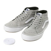 【VANS】 ヴァンズ SK8-MID PRO スケートミッド プロ VN0A347ULUY 16HO DRIZZLE/WHITE