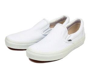 【VANS】バンズSLIPONスリッポンV98CLT.WHITE/ABCマート楽天市場店