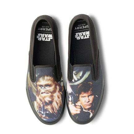 Cloud Slip On Sneaker: Han & Chewie STS17650