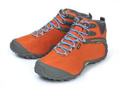 メレル MERRELL トレッキングシューズ 登山靴 レディース カメレオン 2 ストーム ミッド ゴアテ...