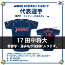 【MIZUNO】 ミズノ オーセンティックユニフォーム(V)(番号、ネーム入り) WORLD BASEBALL CLAS...