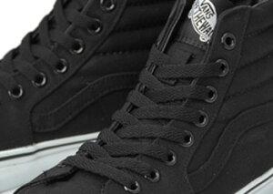 【VANS】バンズハイカットスニーカーメンズSK8-HIスケートハイキャンバスV38CLCVSBLACK/BLACK/ABCマート楽天市場店