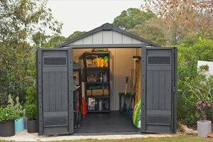 物置屋外ケターKETER約230×225×242cm大型物置倉庫屋外物置KETER