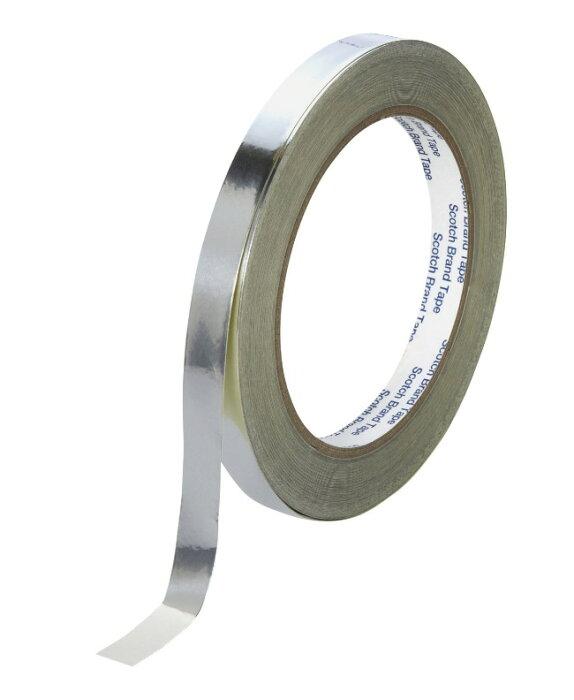 3M 導電性アルミ箔テープ No.AL-50BT 9mm幅x3m