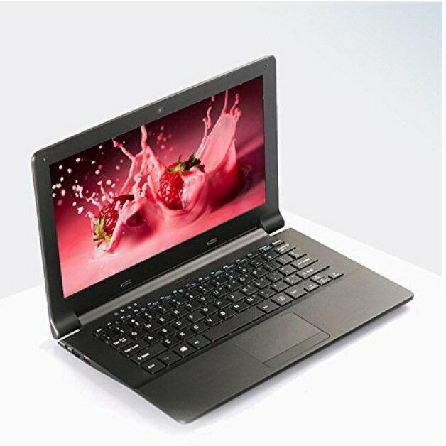 2台目パソコン【Microsoft Office 2010 標準搭載】0.9kg超薄軽量11.6インチノートパソコン 高速Intel静音CPU 搭載 メモリ4GB 6000mAhバッテリー付き [Smart-Japan] 無線LAN内蔵 Windows10標準搭載ノートPC (HDD容量(64GB), 色 ; 黒 充電式無線マウス付き