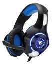ゲーミングヘッドセット PS4 Beexcellent Beexcellent 7.1CH USB PC ヘッドセットPC ゲーム用ヘッドホン ヘ...