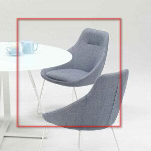 F253ORGYリリーダイニングチェアーLily食堂イスいす椅子布張りファブリックシンプルモダンタイプ洋風北欧風かわいい清美堂WESTPOINT【送料無料】