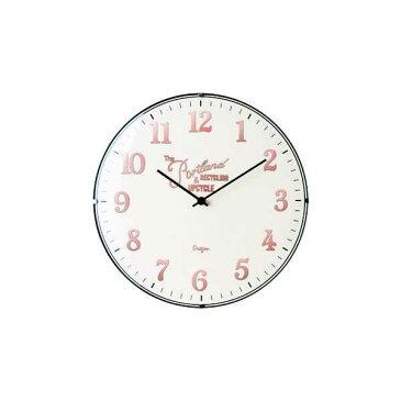 CL-1374 時計 Bouliac ブリアック 電波ステップムーブメント 壁掛け時計 クロック 洋風 新居 インテリア 新築 お祝い プレゼント 開店 INTERFORM インターフォルム 【送料無料】