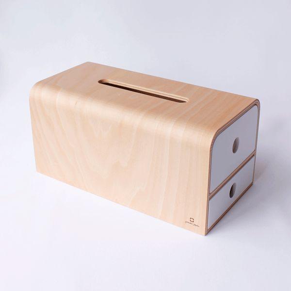 インテリア・寝具・収納, ボックスティッシュケース YK14-108 STOCK tissue BOX yamato japan