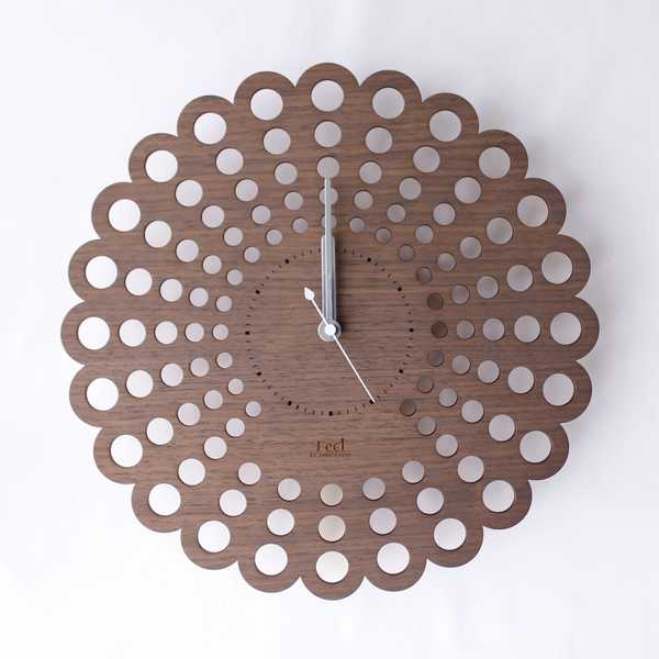 置き時計・掛け時計, 掛け時計 Feel YK14-111 Pattern clock (S) (S) yamato japan
