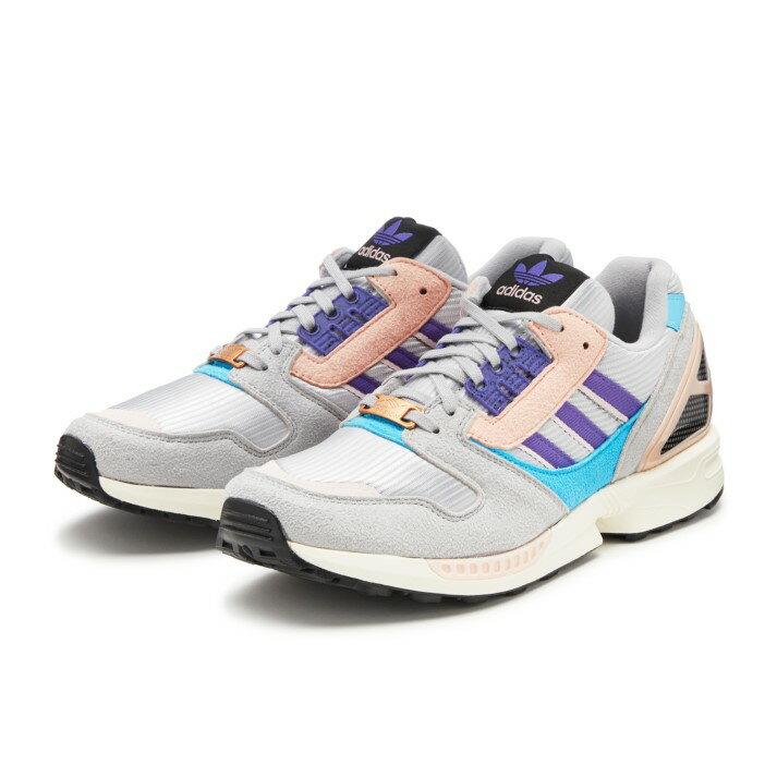 メンズ靴, スニーカー adidas ZX 8000 FX3100 GRYVIOBLK