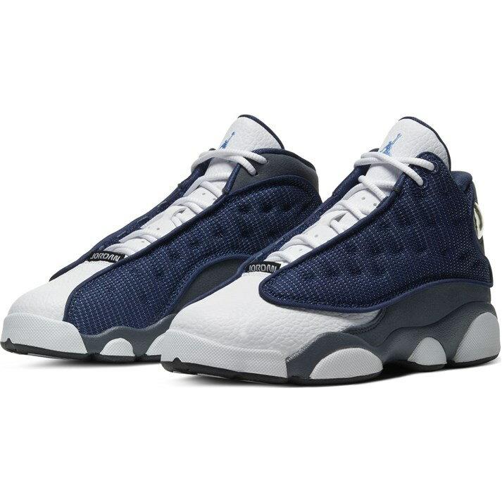 靴, スニーカー  JORDAN JORDAN 13 RETRO (PS) 17-22 13 PS 414575-404 404NAVYUNVBLU