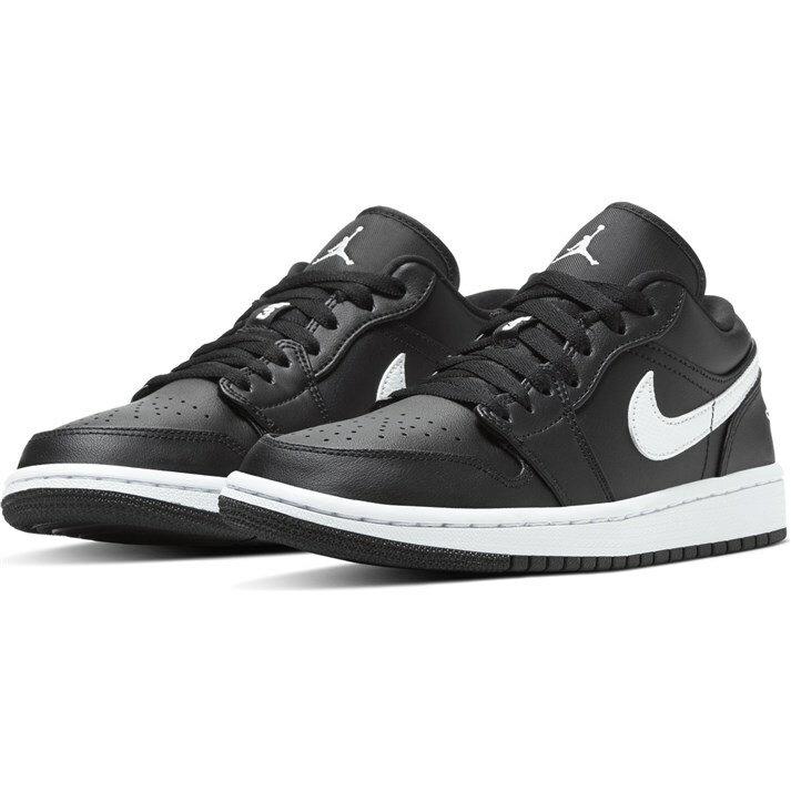 レディース靴, スニーカー  JORDAN W AIR JORDAN 1 LOW 1 LOW AO9944-001 001BLKWHT