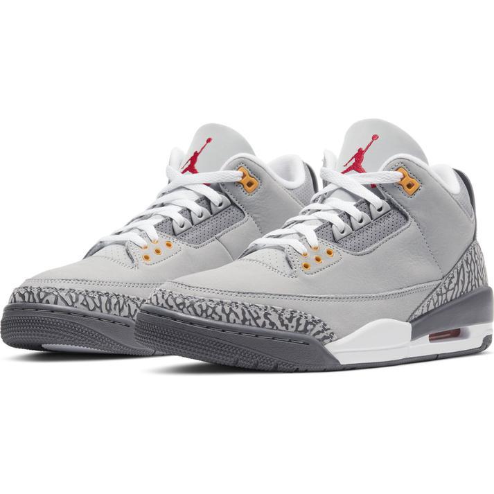 メンズ靴, スニーカー JORDAN BRAND AIR JORDAN 3 RETRO 3 MCT8532 012SILVERSPORT