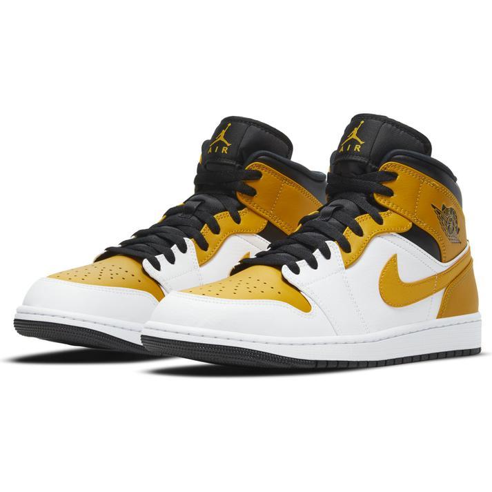 メンズ靴, スニーカー JORDAN BRAND AIR JORDAN 1 MID 1 MID M554724 170WHTUNIGLD