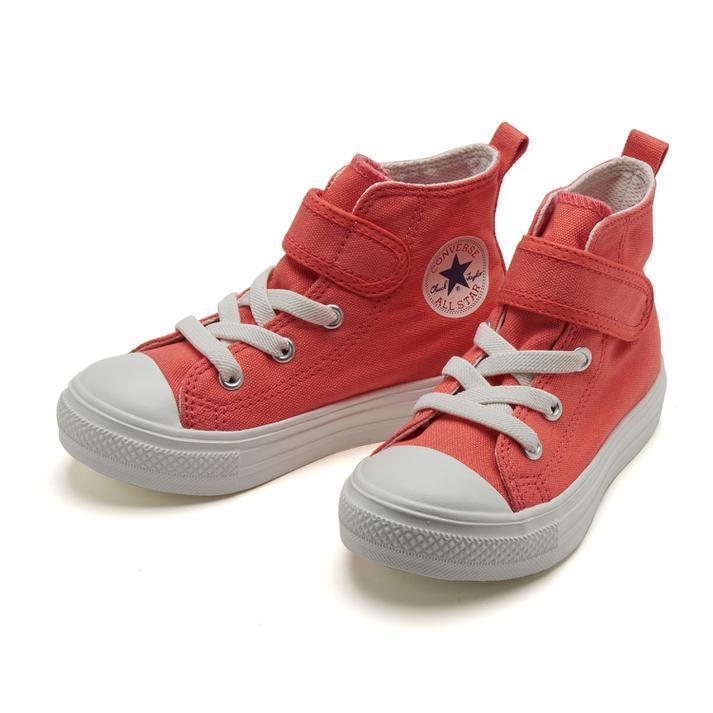 靴, スニーカー CONVERSE 15-21CD AS LIGHT V-1 HI V-1 HI 37300980 PINK