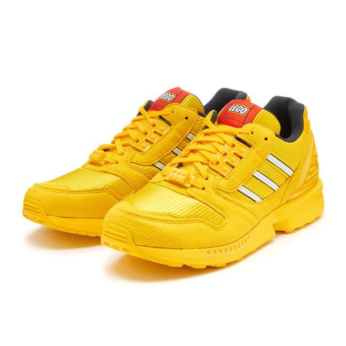 メンズ靴, スニーカー ADIDAS ZX 8000 LEGO ZX8000 FY7081 EQYLFWHTEQYL