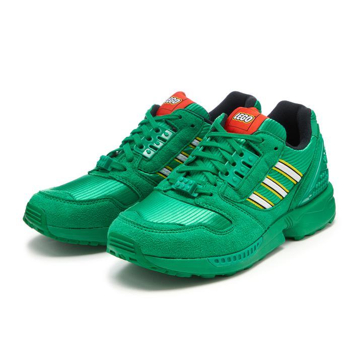 メンズ靴, スニーカー ADIDAS ZX 8000 LEGO ZX8000 FY7082 GRNFWHTGRN