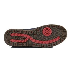 【VANS】ヴァンズWORKERBEEV2552SNOW冬靴N/BLACK