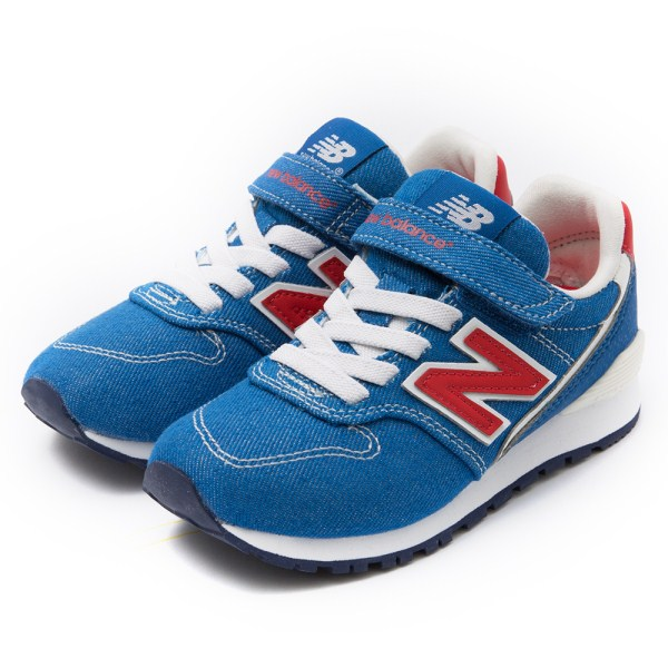 キッズ 【NEW BALANCE】 ニューバランス 17-21KV996 17SS BLUE DENIM(BDY)