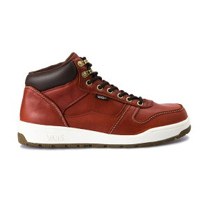 【VANS】ヴァンズWORKERBEEV2552SNOW冬靴FG/REDBROWN