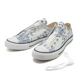 【CONVERSE】 コンバース ALL STAR ALOHASHIRTS SLIP OX オールスター アロハシャツ スリップ オックス 32168890 WHITE