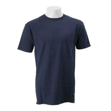 【VANSアパレル】 ヴァンズ Tシャツ CHIMA SS VN0A3HBVNVY NAVY