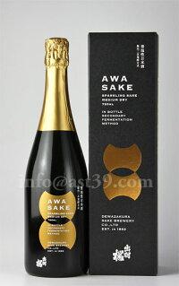 【日本酒】出羽桜AWASAKE