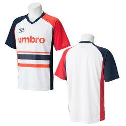 メール便選択可【アンブロ】DTプラクティスS/Sシャツサッカーウェア/プラシャツ/UMBRO/アンブロサッカー/アンブロウェア(UBS7531)