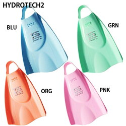 【SOL】HYDROTECH2フィンスイムソフトタイプ/一般スイマー用/ハイドロテック/フィン/水泳練習用品/水泳グッズ(HYDROTECH2)