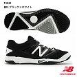 【ニューバランス】 T4040 野球トレーニングシューズ/野球トレシュー/ランニングシューズ/NB/new balance (T4040) カラー:BK3 ブラック×ホワイト