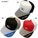 【ミズノ】ALLJAPANキャップテニス/帽子/オールジャパン/ミズノ/テニス用品ミズノ/オリジナルキャップ(ALLJAPAN-5)