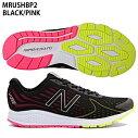 【ニューバランス】M1500ランニングシューズ/トレーニングシューズ/マラソン/駅伝/ランニング/RUNNING/newbalance(MRUSHBP2)BLACK/PINK