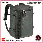 【THE NORTH FACE】BC Fuse Box BCフューズボックス/かばん/ノースフェイス/バッグ/バッグパック/リュック (NM81630) DH ダークグレーヘザー