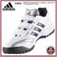 【アディダス】アディピュア トレーナー adiPURE TR/野球トレーニングシューズ/BASEBALL adidas(GUB62) F37773 クリスタルホワイト S16/カレッジネイビー/クリスタルホワイト S16