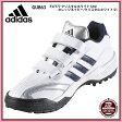 【アディダス】アディピュア トレーナー キッズ ジュニア/adiPURE TR K/野球トレーニングシューズ/BASEBALL adidas(GUB63) F37777 クリスタルホワイト S16/カレッジネイビー/クリスタルホワイト S1