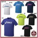 ダイレクトメール便選択可【アシックス】ビッグロゴTシャツ半袖Tシャツ/スポーツウェア/Tシャツ/asics(EZT714)