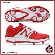 【ニューバランス】 L3000 TR3 ニューバランス/野球スパイクニューバランス/newbalance/スパイク 野球 (L3000TR3) TR3(RED/WHITE)