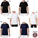 ネコポス選択可【アシックス】OPショートスリーブトップTシャツスポーツウェアトレーニングウェア(2031A664)