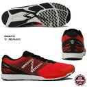 【ニューバランス】NBHANZOSM(エヌビーハンゾーエス)T2ランニングシューズ駅伝マラソン(MHANZST2)T2(RED/BLACK)