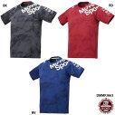 ネコポス選択可【デサント】サンスクリーンハイブリッドTシャツ半袖/Tシャツ/トレーニングウェア/スポーツウェア/DESCENTE(DMMNJA56)