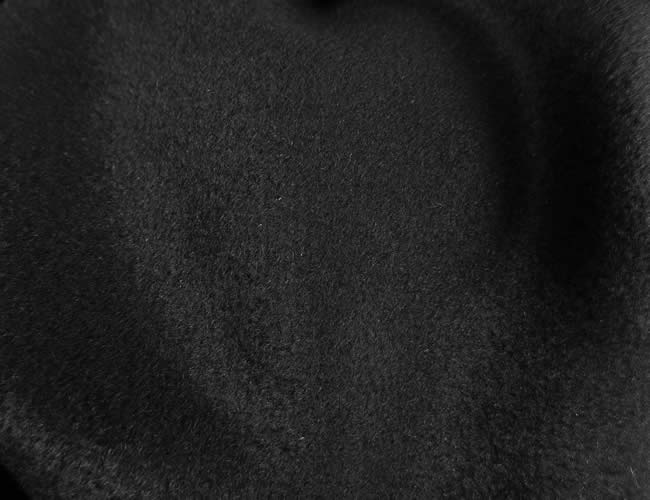 オーダーメイドコート [色] ブラック(黒) [柄] 無地 [品質] ウール 70% , カシミア30% [秋冬向け][送料無料]【02P03Dec16】 fs04gm:オーダースーツ注文紳士服アベ