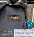 春夏 オーダーメイド スーツ Tollegno トレーニョしなやかで上品な生地でお仕立て高級 オーダ ...